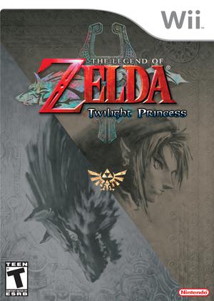 Legend of Zelda Twilight Princess (Cover)