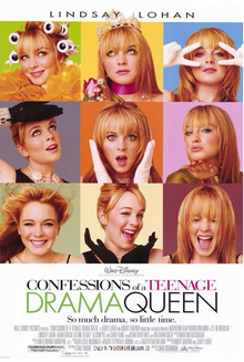 Confessions Of A Teenage Drama Queen (2004) Poster