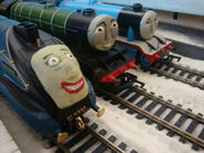 Gordon,FlyingScotsmanandMallard