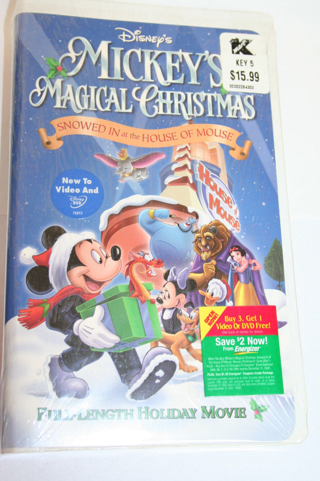 Mickeys Magical Christmas Snowed In At The House Of Mouse.Opening And Closing To Mickey S Magical Christmas Snowed In