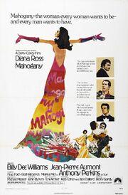 1975 - Mahogany Movie Poster