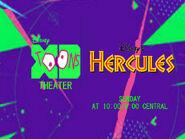 Disney XD Toons Theater Hercules Promo 2017