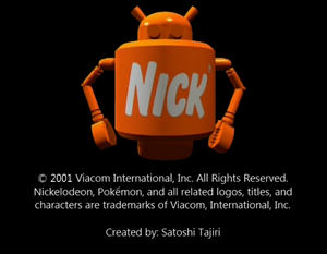 Nick logo from Azalea Adventures