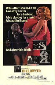 1970 - The Lawyer Movie Poster