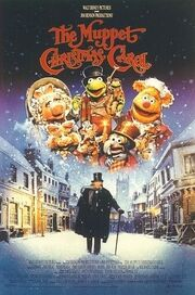 1992 - The Muppet Christmas Carol Movie Poster