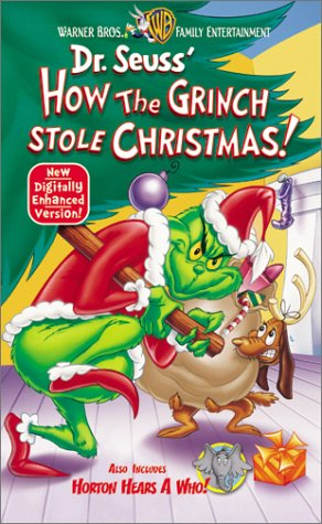 Opening To How The Grinch Stole Christmas 1999 VHS (MGM Version ...