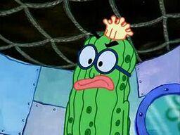 Kevin Sea Cucumber