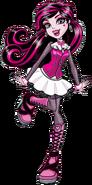 Profile art - Draculaura ponytail