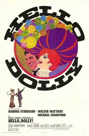1969 - Hello, Dolly!