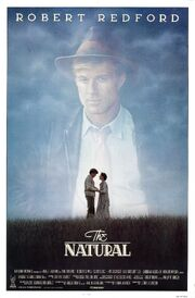 1984 - The Natural Movie Poster