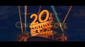 20th Century Fox logo (1953) with CinemaScope extension; debut (720p HD)