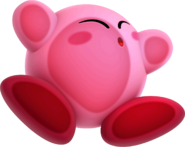 Kirby Gets Squished (Kirby Triple Deluxe)