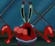 Mr Krabs Screams