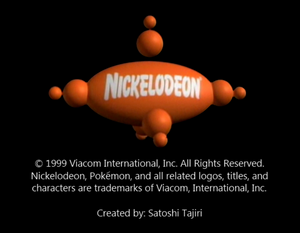Nickelodeon Logo From Fighting Tournament