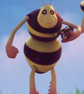 Frank the Hornet (Maya the Bee Movie)
