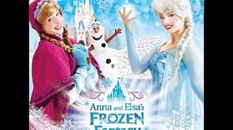 ディズニー Anna and Elsa's Winter Greeting 音源