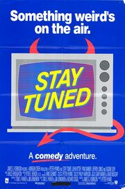 1992 - Stay Tuned Movie Poster