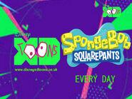 Disney XD Toons Spongebob Squarepants Promo 2017 (UK)