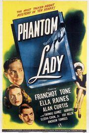 1944 - Phantom Lady Movie Poster