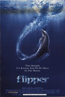Flipper (1996) Poster