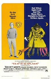 1972 - Play It Again Sam Movie Poster 2