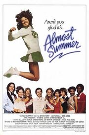 1978 - Almost Summer Movie Poster