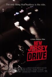 1995 - New Jersey Drive Movie Poster
