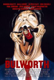 1998 - Bulworth Movie Poster