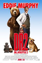 2001 - Dr. Dolittle 2 Movie Poster -2