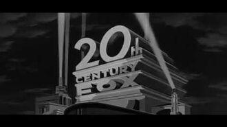 20th Century Fox CinemaScope 1998-2006 Black & White