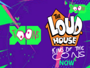 Disney XD Toons The Loud House King of the Cons Promo Now UK 2019