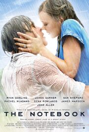 2004 - The Notebook Movie Poster