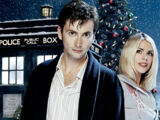 Doctor Who: The Christmas Invasion UK VHS (Columbia TriStar)