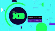 Disney XD Toons The Brave Little Toaster Movie Promo