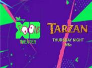 Disney XD Toons Theater Tarzan Promo 2017