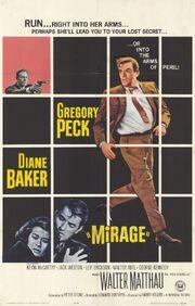 1965 - Mirage Movie Poster