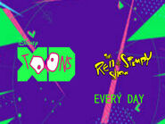 Disney XD Toons The Ren And Stimpy Show Promo 2017