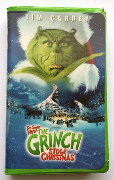 Opening To How The Grinch Stole Christmas 2001 VHS (Columbia ...
