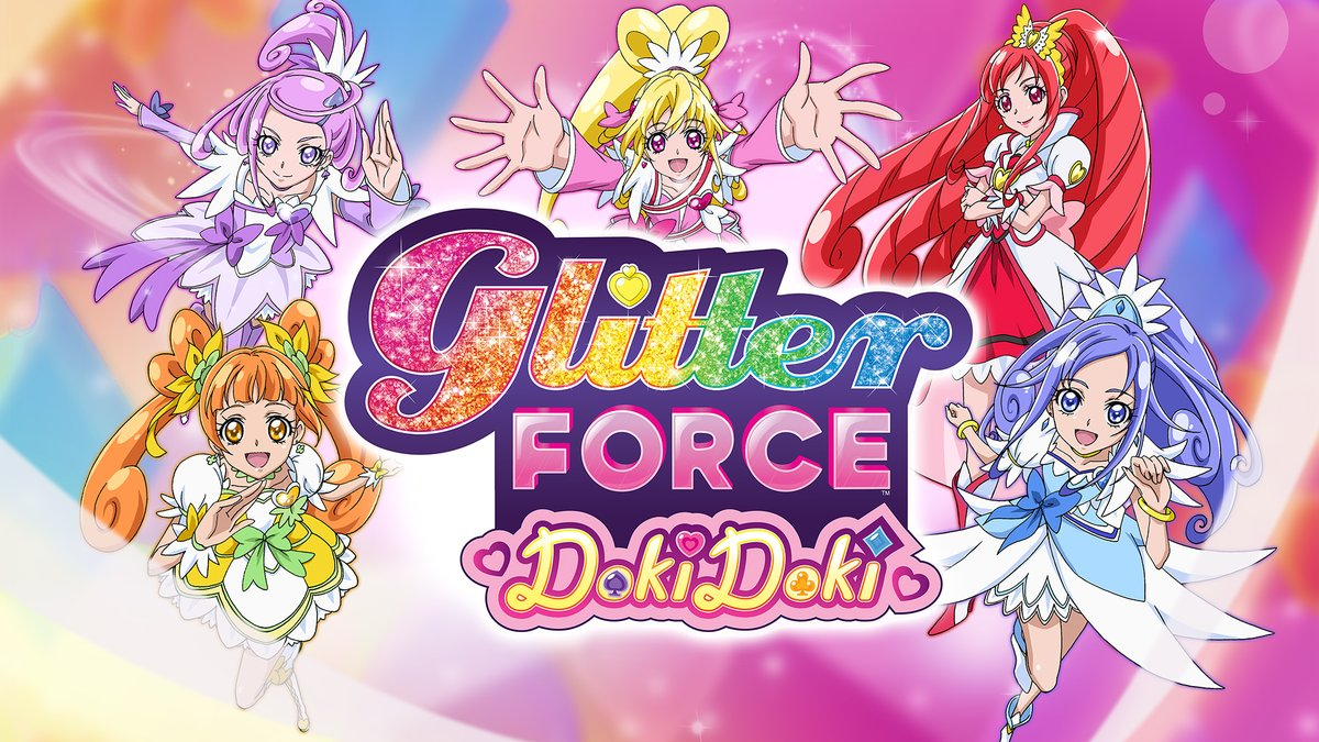 glitter force doki doki scratchpad fandom powered by wikia