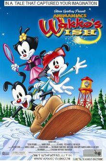 Wakko's Wish (1999) Poster