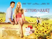 2010 - Letters to Juliet Movie Poster -2