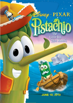 Disney Pixar Pistachio Poster