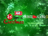 Disney XD Toons 25 Days Of Christmas Home Alone 3 Promo 2018
