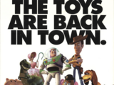 Opening to Toy Story AMC Theaters (1995)