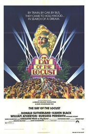 1975 - The Day of the Locust Movie Poster