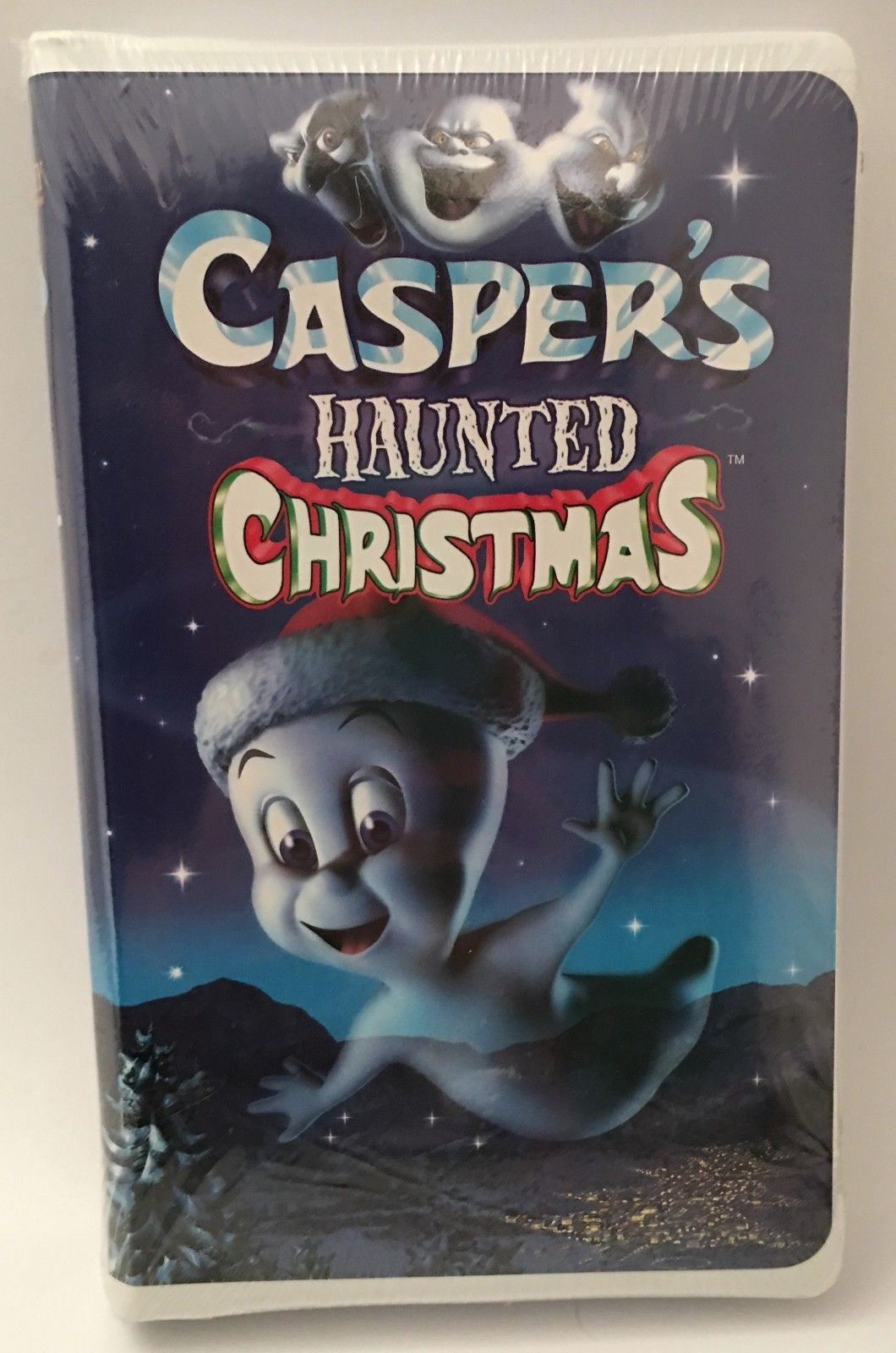 How The Grinch Stole Christmas 2000 Vhs.Opening To Casper S Haunted Christmas 2000 Vhs From The