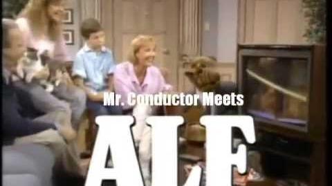 Mr. Conductor Meets ALF intro season 3 4