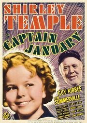 1936 - Captain January Movie Poster