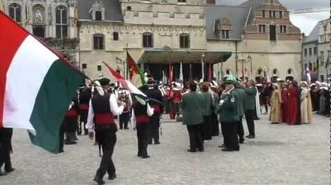 4de gildejuweel Mechelen