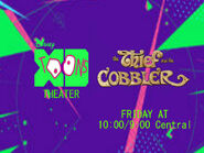 Disney XD Toons Theater The Thief And The Cobbler Promo 2017
